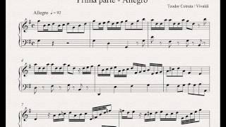 Teodor Cotruta Concert for harpe
