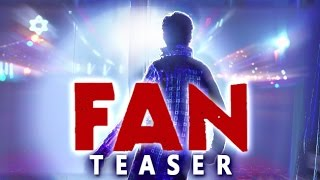 #Fan | OFFICIAL TEASER-1 | Shahrukh Khan | Review | LehrenTV