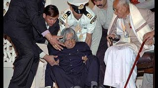 APJ Abdul Kalam Passes Away After Collapsing During Lecture In Shillong