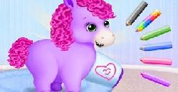 Pony Sisters Pet Hospital - Take Care Of The Cute Animals - Fun Animal Care Kids Games By TutoTOONS