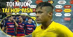 Phỏng Vấn Fun 01/11 | Neymar lên tiếng về việc quay trở lại Barcelona