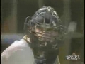 Pitch Hits Catcher In Head
