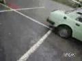 Car Jump Face Plant