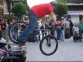 Ryan Leech Rides Cable