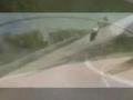 Unlucky Biker Hits an Even Unluckier Deer