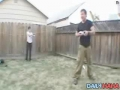 Beer Shotgun With Taser