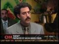 Borat Interview On CNN