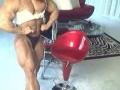 Female Bodybuilder Poses