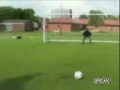 Trick Soccer Penalty Kick