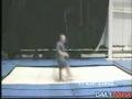Amazing Trampoline Acrobatics