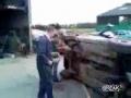 Gas Tank Explosion