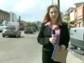 News Reporter Pranked