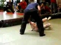 Arm Breaks During Wrestling Match