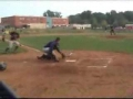 Best play at home plate -- not even close