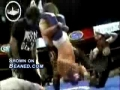 Wrestler snaps neck