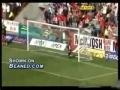 Goalie scores on himself
