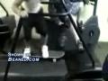 Treadmill chaos
