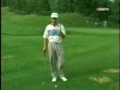 Golf is a tough sport, even pros can't hit the ball
