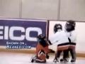 Pee Wee Hockey fight