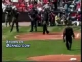 The worst first pitch EVER