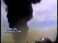 Terrible plane crash crushes people