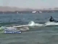 Some sick jet ski moves