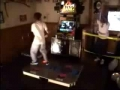 DDR and juggling at the same time