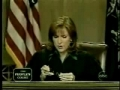 Guy tries to get Judge on Peoples Court to call him Doctor
