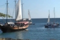 More Pirate ship fun
