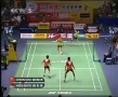 Amazing Badminton Match