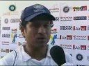 Sachin Tendulkar Interview] India v Australia 2nd Test Day 1