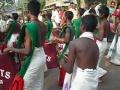 Kuthiyottam procession