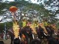 Sree Bhavaneeshwara Temple aarat