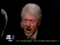 Bill Clinton Freaks Out