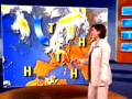 German Weather Lady Can\'t Stop Laughing