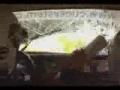 Car hits a traktor BAM!