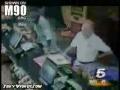 Customer gets mugged at the counter of McDonalds