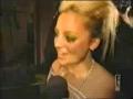 Nicole Richie Nipple Slip