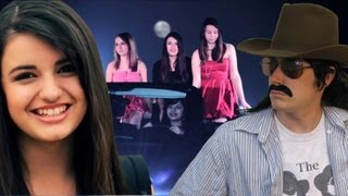 Rebecca Black - Friday (Official Video) Country Version