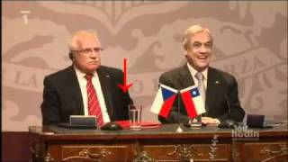 Czech president Pen Thief