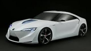 Toyota Supra 2011 New Design