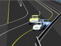 EDSMAC4 Median Barrier Collision Simulation