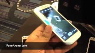 Samsung Galaxy S3 First look