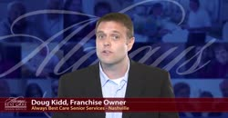 Interview with Doug Kidd:�Outsource staffing for senior care franchise