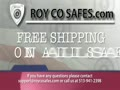 RoyCoSafes.com | Fire Proof Safes | Electronic Safes | Hollon Safe