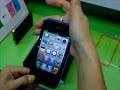 iPhone 4S Slim external battery Case QPower FC13