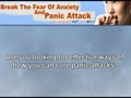 Cure Panic Attacks Effectively