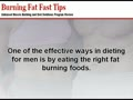 Trusted Fat Burning Foods For Men