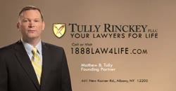 Albany NY Law Firm - Capital Region Lawyers - Mathew Tully - Founding Partner